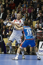 Niclas Ekberg, forsvar (AG K�benhavn), Lasse M. Boesen, angreb (KIF Kolding)