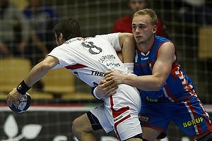 Bo Spellerberg, angreb (KIF Kolding), Ren� Toft Hansen, forsvar (AG K�benhavn)