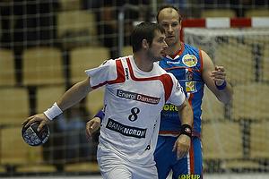 Bo Spellerberg, angreb (KIF Kolding), Lars J�rgensen, forsvar (AG K�benhavn)