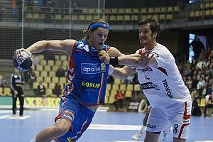 Joachim Boldsen, angreb (AG K�benhavn), Bo Spellerberg, forsvar (KIF Kolding)
