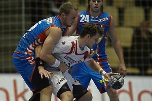 Henrik Toft Hansen, forsvar (AG K�benhavn), Frederik B�rm, angreb (KIF Kolding)