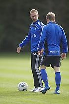 Dennis Rommedahl (Br�ndby IF), Michael Krohn-Dehli (Br�ndby IF)