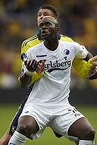 Daniel Stenderup (Br�ndby IF), Dame NDoye (FC K�benhavn)