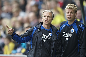 Roland Nilsson, cheftr�ner (FC K�benhavn)