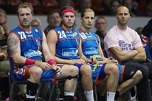 Joachim Boldsen (AG K�benhavn), Mikkel Hansen (AG K�benhavn), Cristian Malmagro (AG K�benhavn)