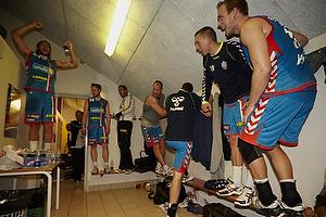 Mikkel Hansen (AG K�benhavn), Snorri Gudj�nsson (AG K�benhavn), Steinar Ege (AG K�benhavn), Lars J�rgensen (AG K�benhavn), Stefan Hundstrup (AG K�benhavn), Henrik Toft Hansen (AG K�benhavn)