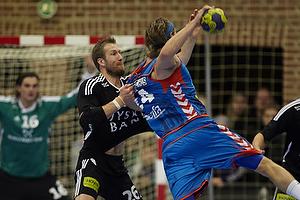 Kasper Nielsen (Bjerringbro-Silkeborg), Mikkel Hansen (AG K�benhavn)