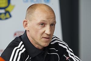 Pressemøde: Aurelius Skarbalius ny cheftræner