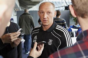 Auri Skarbalius, cheftr�ner (Br�ndby IF)