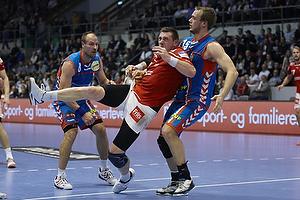 Lars J�rgensen, forsvar (AG K�benhavn), Henrik Toft Hansen, forsvar (AG K�benhavn), Jacob Bagersted, angreb (Aab)