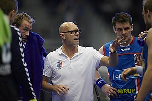 Magnus Andersson, cheftr�ner (AG K�benhavn), Arn�r Atlason (AG K�benhavn), Joachim Boldsen (AG K�benhavn)