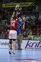 Mikkel Hansen, angreb (AG K�benhavn), Jacob Bagersted, forsvar  (Aab)