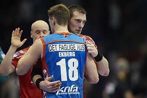 Niclas Ekberg (AG K�benhavn), Jacob Bagersted (Aab)
