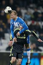Brent McGrath (Br�ndby IF), Anders M�ller Christensen (Ob)