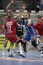 Mikkel Hansen, forsvar (AG K�benhavn), Ren� Toft Hansen, forsvar (AG K�benhavn), Chris J�rgensen, angreb (Nordsj�lland H�ndbold)