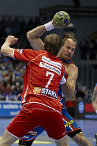 Lars J�rgensen (AG K�benhavn), Olafur Gudmundsson (Nordsj�lland H�ndbold)
