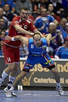 Lars J�rgensen (AG K�benhavn), Alexander Lynggaard (Nordsj�lland H�ndbold)
