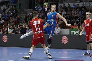 Ren� Toft Hansen (AG K�benhavn), Alexander Lynggaard (Nordsj�lland H�ndbold)