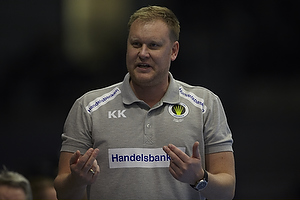 Kristian Kristensen, cheftr�ner (Nordsj�lland H�ndbold)