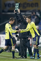 Brent McGrath (Br�ndby IF), Dario Dumic (Br�ndby IF)