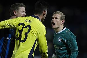 Dario Dumic (Br�ndby IF), Morten Haastrup (HB K�ge)