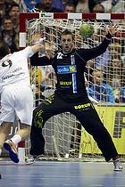 Steinar Ege (AG K�benhavn), Lars Christiansen (KIF Kolding)