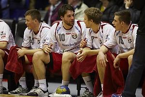 Simon Radoor (Ajax K�benhavn), Patrick Brogaard (Ajax K�benhavn), Philip Monberg (Ajax K�benhavn)