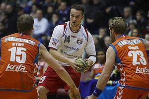 Henrik Toft Hansen (AG K�benhavn), Lasse Sinding (Ajax K�benhavn), Joachim Boldsen (AG K�benhavn)