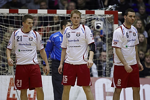 Mathias Dirksen (Ajax K�benhavn), Jesper Munk (Ajax K�benhavn), Jakob Buus Hansen (Ajax K�benhavn)
