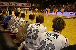 Christian K�hler (Ajax K�benhavn), Jesper Hede (Ajax K�benhavn), Philip Monberg (Ajax K�benhavn)
