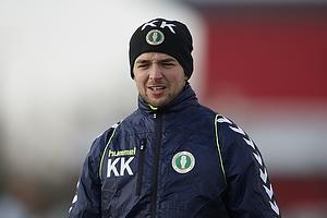 Kasper Kurland, cheftr�ner (Ab)