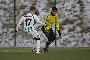 Dario Dumic (Br�ndby IF), Frederik Weibel (Ab)