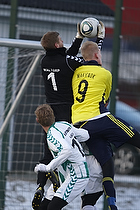 Jens Waltorp (Ab), Simon Makienok Christoffersen (Br�ndby IF)