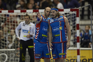 �lafur Stef�nsson (AG K�benhavn), Mikkel Hansen (AG K�benhavn)