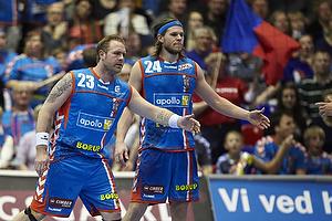 Joachim Boldsen (AG K�benhavn), Mikkel Hansen (AG K�benhavn)
