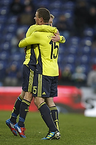 Michael Krohn-Dehli, m�lscorer (Br�ndby IF), Mikkel Thygesen (Br�ndby IF)