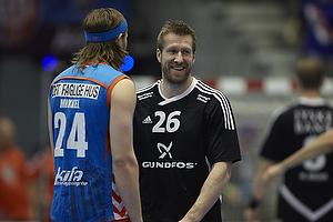 Mikkel Hansen (AG K�benhavn), Kasper Nielsen (Bjerringbro-Silkeborg)