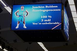 Joachim Boldsen (AG K�benhavn) p� storsk�rmen med en scoringsprocent p� 100%