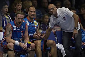 Joachim Boldsen (AG K�benhavn), Lars J�rgensen (AG K�benhavn), Magnus Andersson, cheftr�ner (AG K�benhavn)