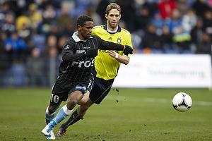 Quincy Antipas (S�nderjyskE), Clarence Goodson, anf�rer (Br�ndby IF)