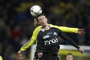 Daniel Norouzi (Br�ndby IF), Eyjolfur Hedinsson (S�nderjyskE)