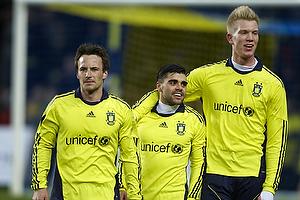 Mike Jensen (Br�ndby IF), Daniel Norouzi (Br�ndby IF), Simon Makienok Christoffersen (Br�ndby IF)