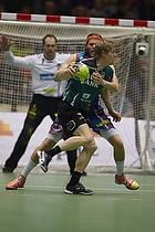 Mikkel Hansen (AG K�benhavn), Jesper Jensen (Skjern H�ndbold)