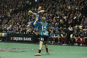 Mikkel Hansen (AG K�benhavn), Lasse Mikkelsen (Skjern H�ndbold)