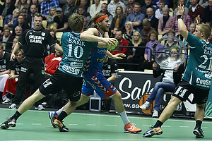 Mikkel Hansen (AG K�benhavn), Jacob �stergaard (Skjern H�ndbold)