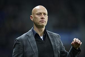 Peter S�rensen, cheftr�ner (Agf)