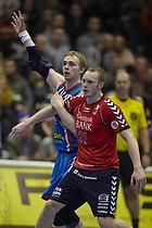 Ren� Toft Hansen (AG K�benhavn), Klaus Thomsen (Lemvig-Thybor�n H�ndbold)