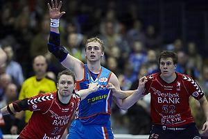 Martin Allentoft (Lemvig-Thybor�n H�ndbold), Ren� Toft Hansen (AG K�benhavn), Rasmus Porup (Lemvig-Thybor�n H�ndbold)