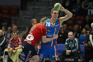 Stefan Hundstrup (AG K�benhavn), Stian J�rgensen (Lemvig-Thybor�n H�ndbold)