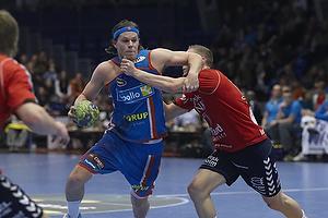 Mikkel Hansen (AG K�benhavn), Lars Skaarup (Lemvig-Thybor�n H�ndbold)